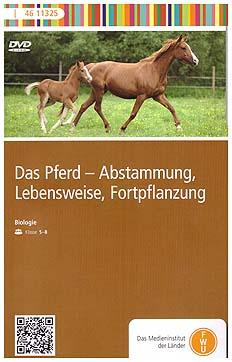Das Pferd - Abstammung, Lebensweise, Fortpflanzung